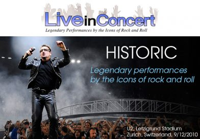 Live In Concert Featured