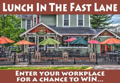 Lunch In The Fast Lane