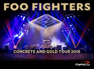 Foo Fighters @ Ruoff Home Mortgage Music Center | Noblesville | Indiana | United States