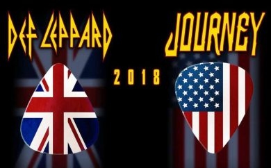 Def Leppard & Journey @ Ruoff Home Mortgage Music Center | Noblesville | Indiana | United States