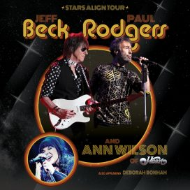 Jeff Beck & Paul Rodgers and Ann Wilson of Heart @ Ruoff Home Mortgage Music Center | Noblesville | Indiana | United States