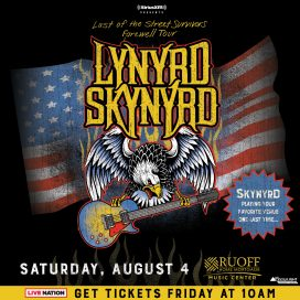 LYNYRD SKYNYRD @ Ruoff Home Mortgage Music Center | Noblesville | Indiana | United States
