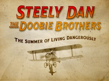 Steely Dan w/ the Doobie Brothers @ Ruoff Home Mortgage Music Center | Noblesville | Indiana | United States