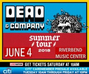 Dead & Company @ Riverbend Music Center | Cincinnati | Ohio | United States