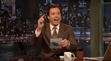 Jimmy's a BIG fan of Hall & Oates!