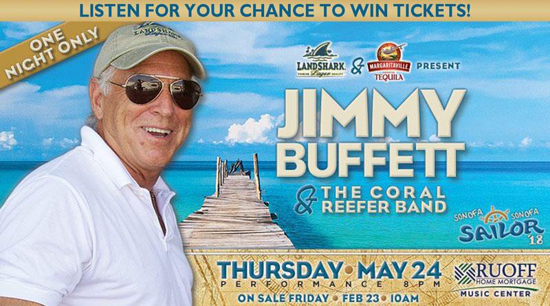 Jimmy Buffet In Concert