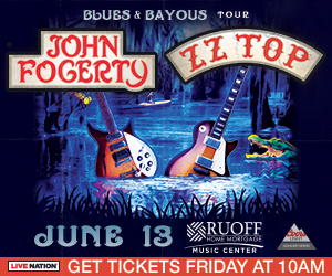 John Fogerty & ZZ Top @ Ruoff Home Mortgage Music Center | Noblesville | Indiana | United States