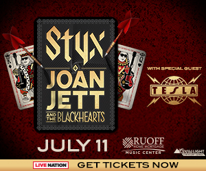 Styx with Joan Jett, Tesla @ Ruoff Home Mortgage Music Center | Noblesville | Indiana | United States