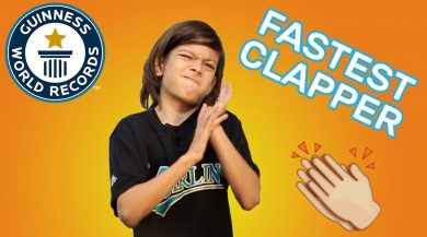 Clap on! Clap off! But do it really fast!