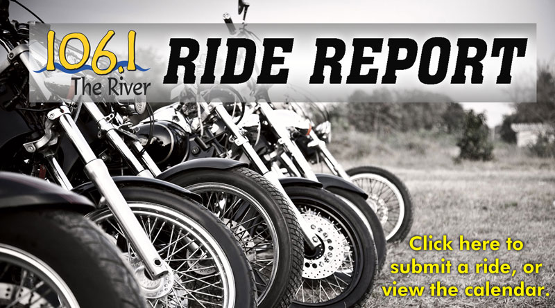 106.1 The Ride Report