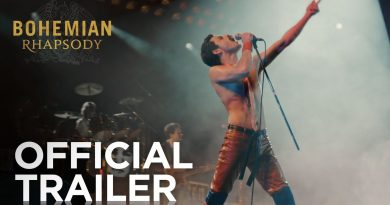 """In theaters this November, """"Bohemian Rhapsody""""!"""