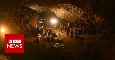 How the Thailand Cave Rescue Really Went Down