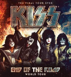 KISS - The End Of The Road Tour 2019 @ Ruoff Home Mortgage Music Center  | Noblesville | Indiana | United States