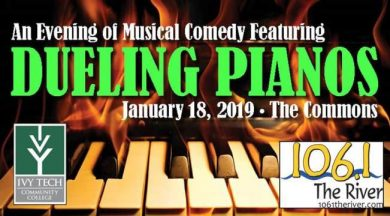 Dueling Pianos: A Major Third @ The Commons | Columbus | Indiana | United States