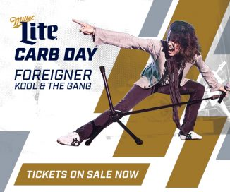 Foreigner @ Miller Lite Carb Day @ Indianapolis Motor Speedway