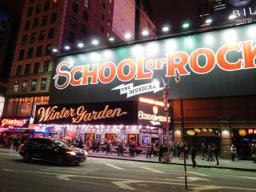 Broadway's School of Rock: The Musical @ Clowes Memorial Hall