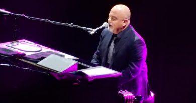Billy Joel hitting stadiums this year!