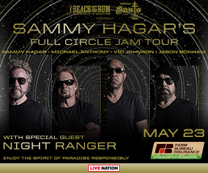 Sammy Hagar & The Circle @ Farm Bureau Insurance Lawn