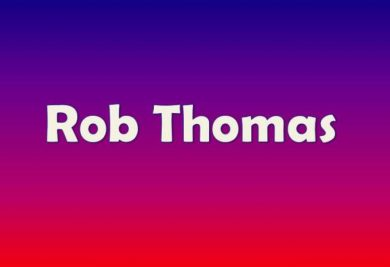 Rob Thomas @ Farm Bureau Insurance Lawn at White River State Park
