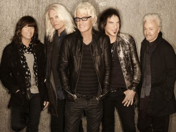 REO Speedwagon @ Farm Bureau Insurance Lawn at White River State Park