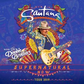 Santana with the Doobie Brothers @ Riverbend Music Center