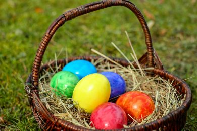 60th Annual Community Easter Egg Hunt - Columbus @ Donner Park