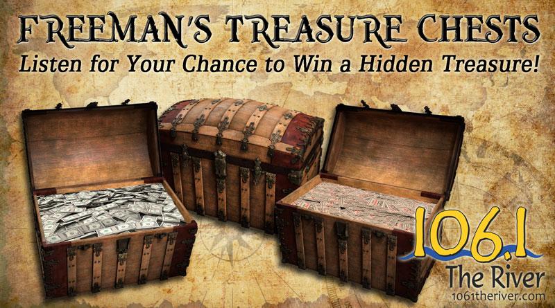 Freeman's Treasure Chest