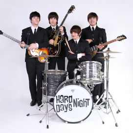 Hard Day's Night - Beatles Tribute Band @ Brown County Music Center