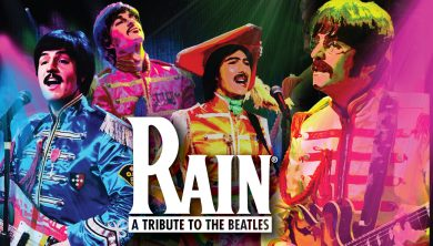 RAIN – A TRIBUTE TO THE BEATLES @ IU Auditorium