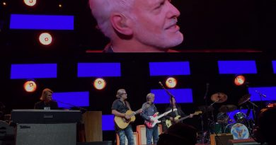 Peter Frampton gets a wish granted