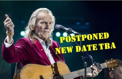 GORDON LIGHTFOOT - POSTPONED - New Date TBA @ Brown County Music Center