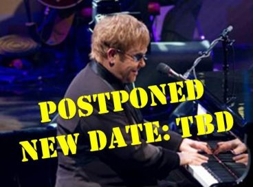 Elton John (rescheduled) @ Bankers Life Fieldhouse
