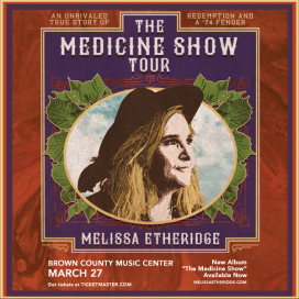 Melissa Ethridge @ Brown County Music Center