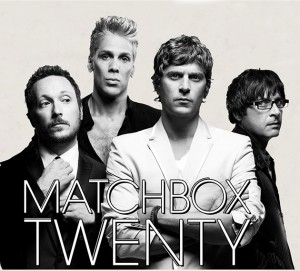 MATCHBOX 20 & WALLFLOWERS @ Ruoff Music Center
