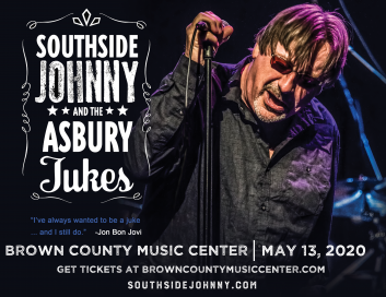 Southside Johnny & The Asbury Jukes @ Brown County Music Center