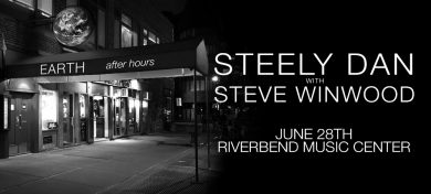 Steely Dan w/Steve Winwood @ Riverbend Music Center