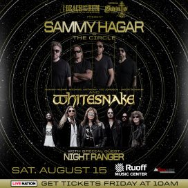 Sammy Hagar & The Circle @ Ruoff Music Center