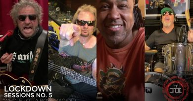 Video Of The Week – Sammy Hagar & The Circle cover AC/DC