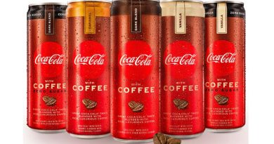 Coca-Cola with Coffee Is Now in Stores