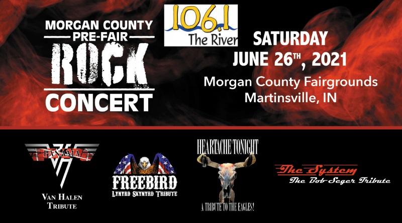 Morgan County Pre-Fair Concert