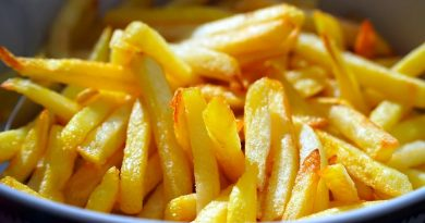 The Type of French Fry Each State Is Oddly Obsessed With