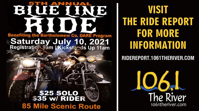 Blue Line Ride