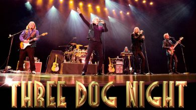 Three Dog Night with Jay Psaros @ Brown County Music Center