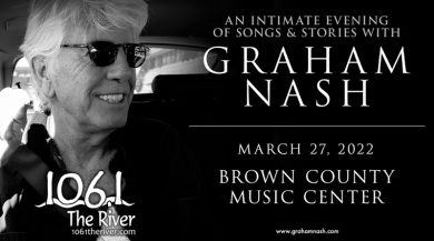 Graham Nash @ Brown County Music Center